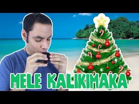 Mele Kalikimaka (Merry Christmas) - Ocarina/Ukulele Cover    David Erick Ramos