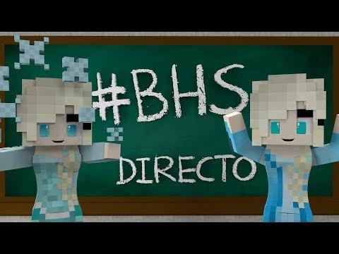 ☸️DIRECTO ARREGLANDO COSITAS⚔️BABY HERO SCHOOL #BHS Roleplay