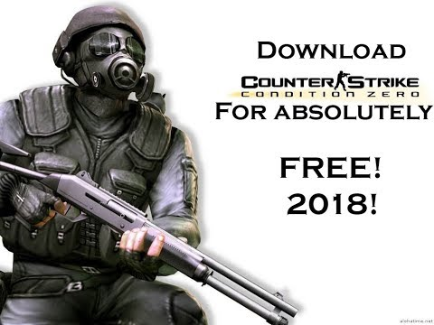 Download Counter Strike Condition Zero For Free! ||2019||