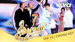 Tập 10 Full HD | Chung Kết Sing My Song - Bài Hát Hay Nhất 2016 [Official]