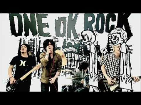 ONE OK ROCK  「じぶんROCK」