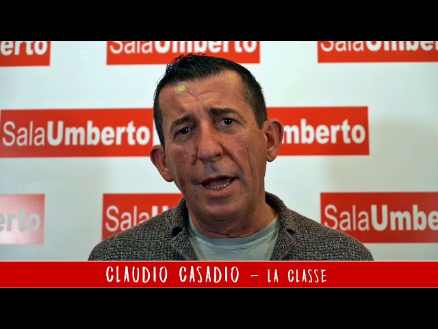 SALA UMBERTO - LA CLASSE