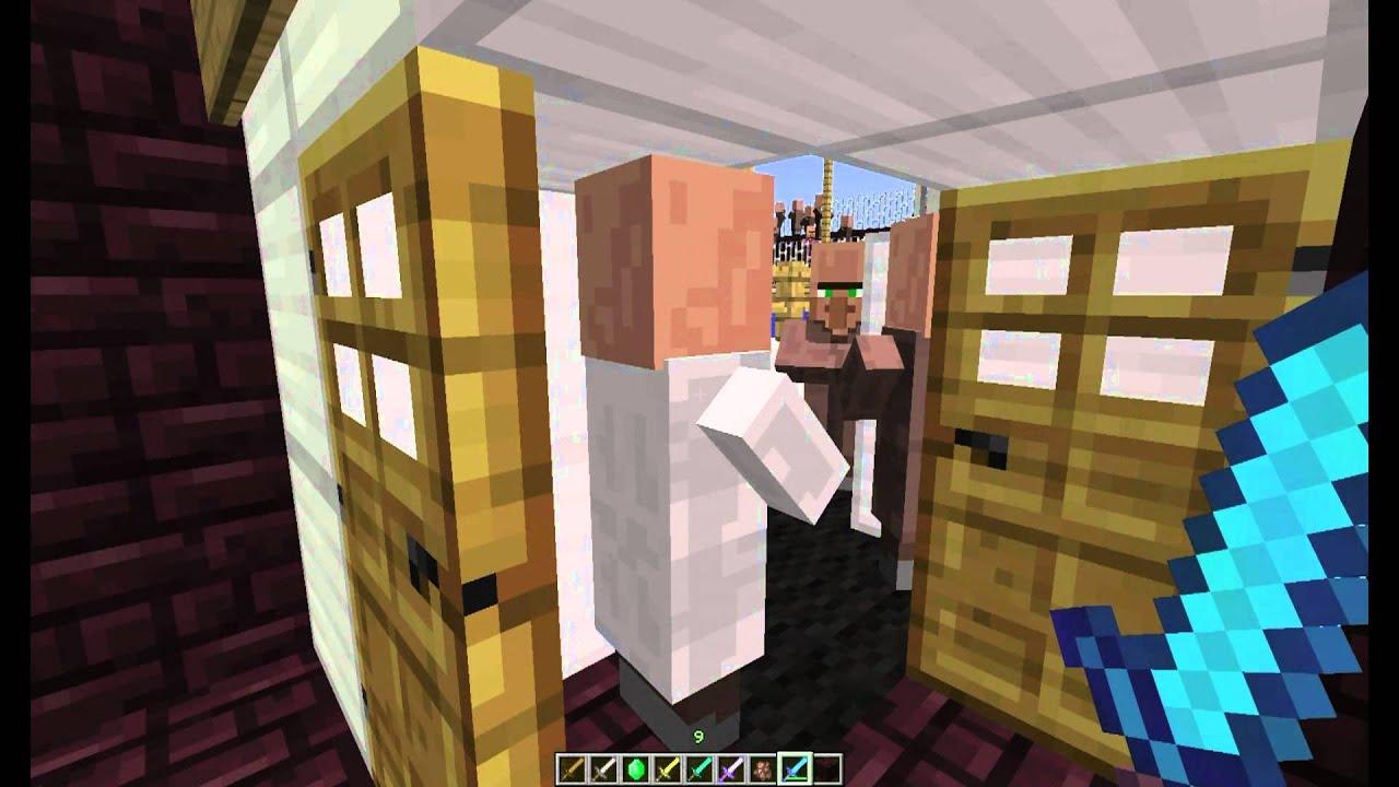 Xifes Und Paddy Spielen Minecraft Folge YouTube - Minecraft spielen video