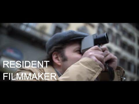 Resident Filmmaker I Florence Italy
