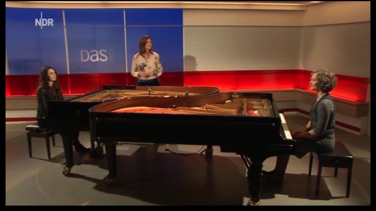 Ndr Das Queenz Of Piano Zu Gast Auf Dem Roten Sofa 2017 Youtube