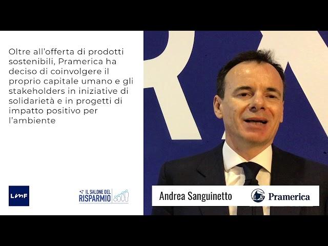 Andrea Sanguinetto (Pramerica) - SdR19