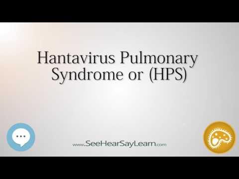 Hantavirus Pulmonary Syndrome or HPS ???? - YouTube