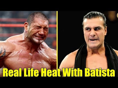 5 Wrestlers That Have REAL LIFE HEAT WITH Batista! (And 5 That Love Him)