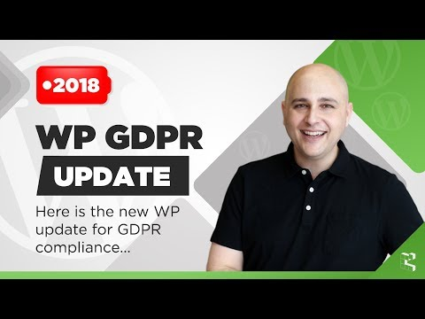 WordPress GDPR Compliance Update & Privacy Policy Generator