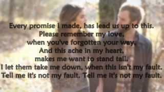 All I've ever needed - Paul Mcdonald ft Nikki Reed.