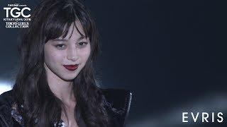 【EVRISステージ】 model:中条あやみ、吉木千沙都、生見愛瑠、香川沙耶...