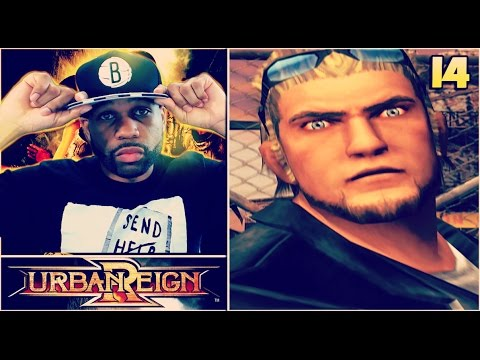 Urban Reign Walkthrough Gameplay Part 14 - I'm pulling up on Alex (PS2)