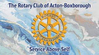 Acton-Boxborough Rotary Club - Service Above Self