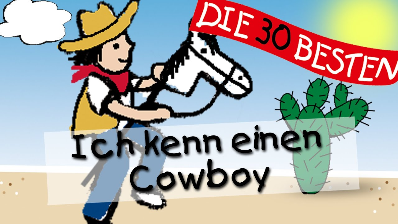 Ich Kenne Einen Cowboy Text