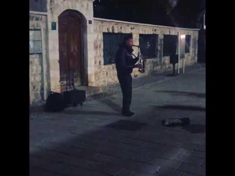 Sarajevo Street Artist