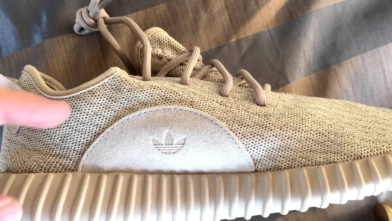 50c576da44907 REAL Yeezy Boost 350 Oxford Tan!  Unboxing Review  HD  - YouTube