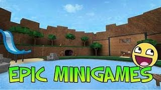 Having fun in Roblox with Bia (Epic minigames)