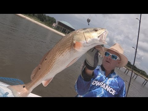 FOX Sports Outdoors SOUTHWEST #27 - 2015 Biloxi Bay, Mississippi Redfish Fishing
