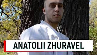 The 12th World Karate Championship Anatolii Zhuravel Ukraine No.150...