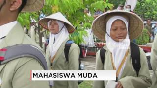 Nida Aqidatus Sholikah, Mahasiswi Termuda di UGM
