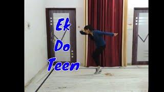 Ek Do Teen Song | Baaghi 2 | Bollywood Dance Choreography | Dolly's Digital Dance & Yoga studio