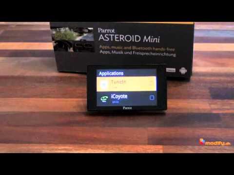 Parrot asteroid mini installering af apps youtube parrot asteroid mini installering af apps greentooth Images