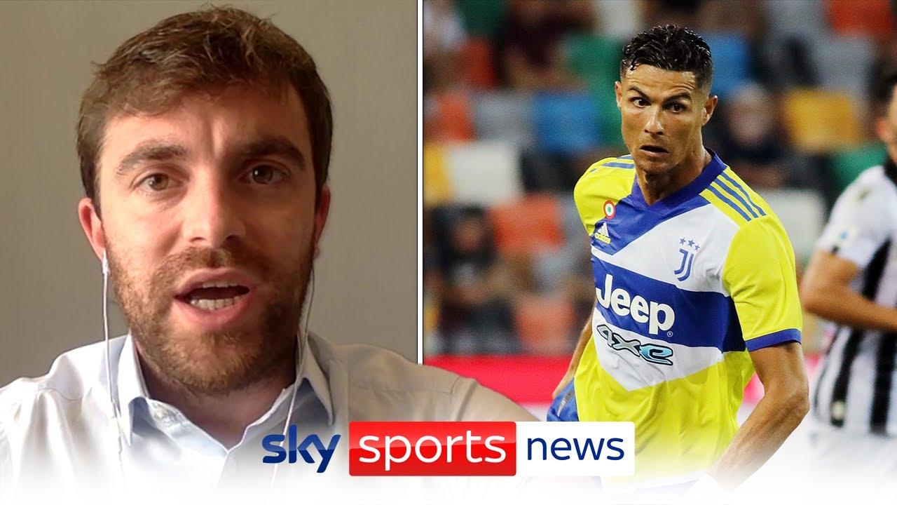 Report: Cristiano Ronaldo asks for Juventus transfer