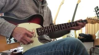 Funky Blues improvisation