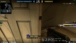 Retarded kids cheating in csgo