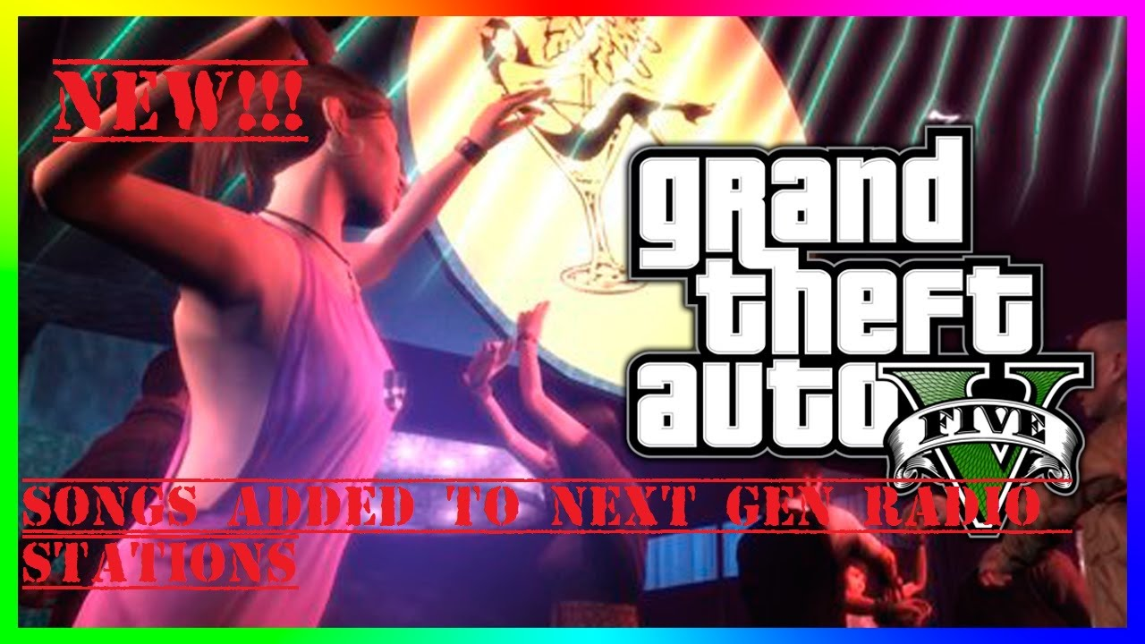 Next Gen GTA 5 PS4 Gameplay - YouTube