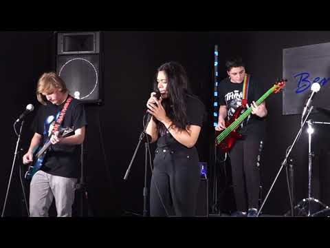 Alice In Chains - Would - Bending Oaks High School Band Show 5/16/19