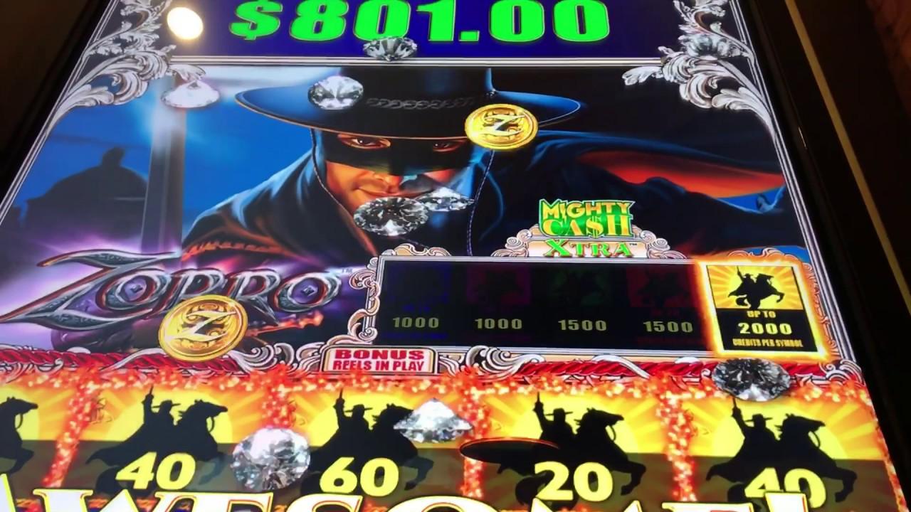 Video Slots Zorro