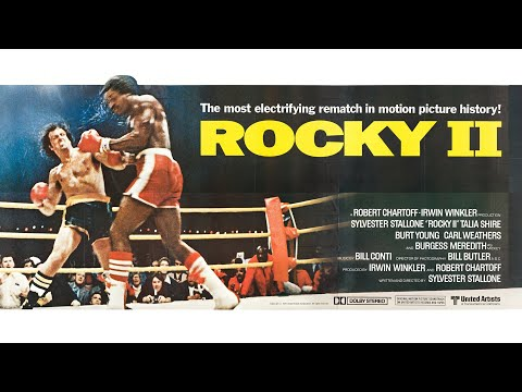 Download Siskel & Ebert Review Rocky II (1979) Sylvester Stallone