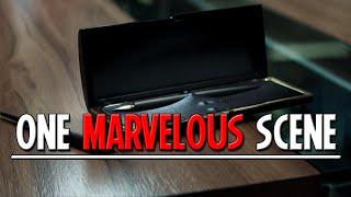 One Marvelous Scene - Tony and Steve's Debate (Why We Love The MCU)