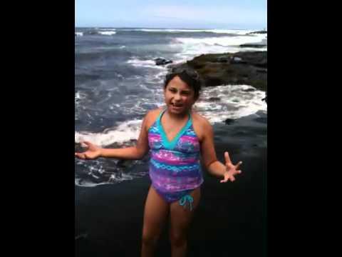 Aloha from Punalu