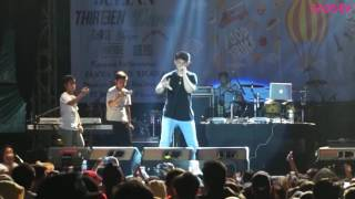jevin julian beatbox freestyle live at galaxee nostravelta 2016