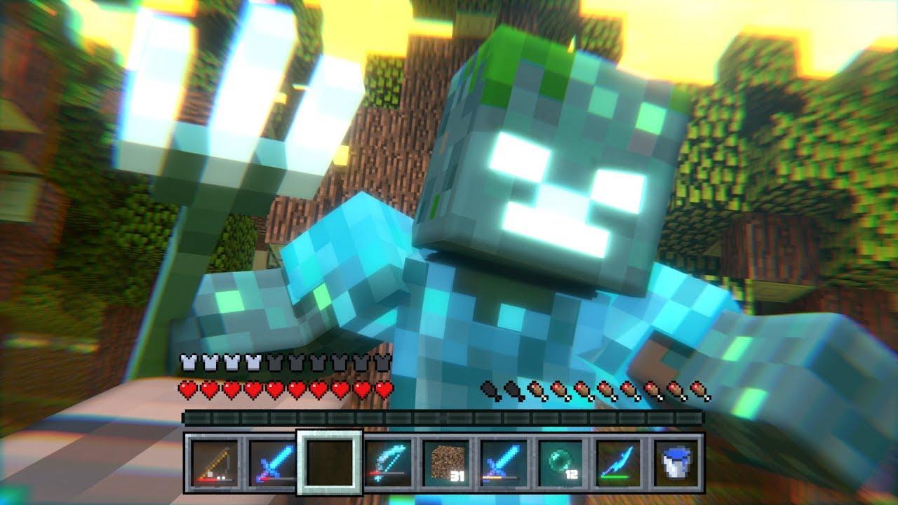 Real Life Minecraft Herobrine