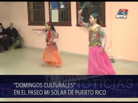 """Puerto Rico: Se realizó el primer """"Domingo Cultural"""""""