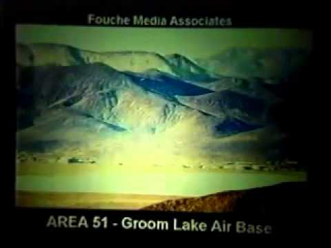 Former Area 51 Employee Ed Fouche