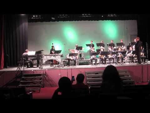 Walter Johnson High School Jazz Ensemble, Chantilly 2014