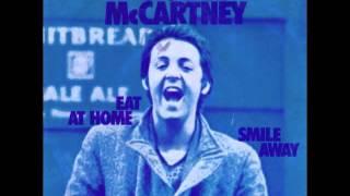 Paul & Linda McCartney - Eat At Home