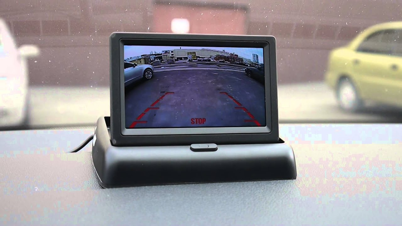 Своими руками экран для авто