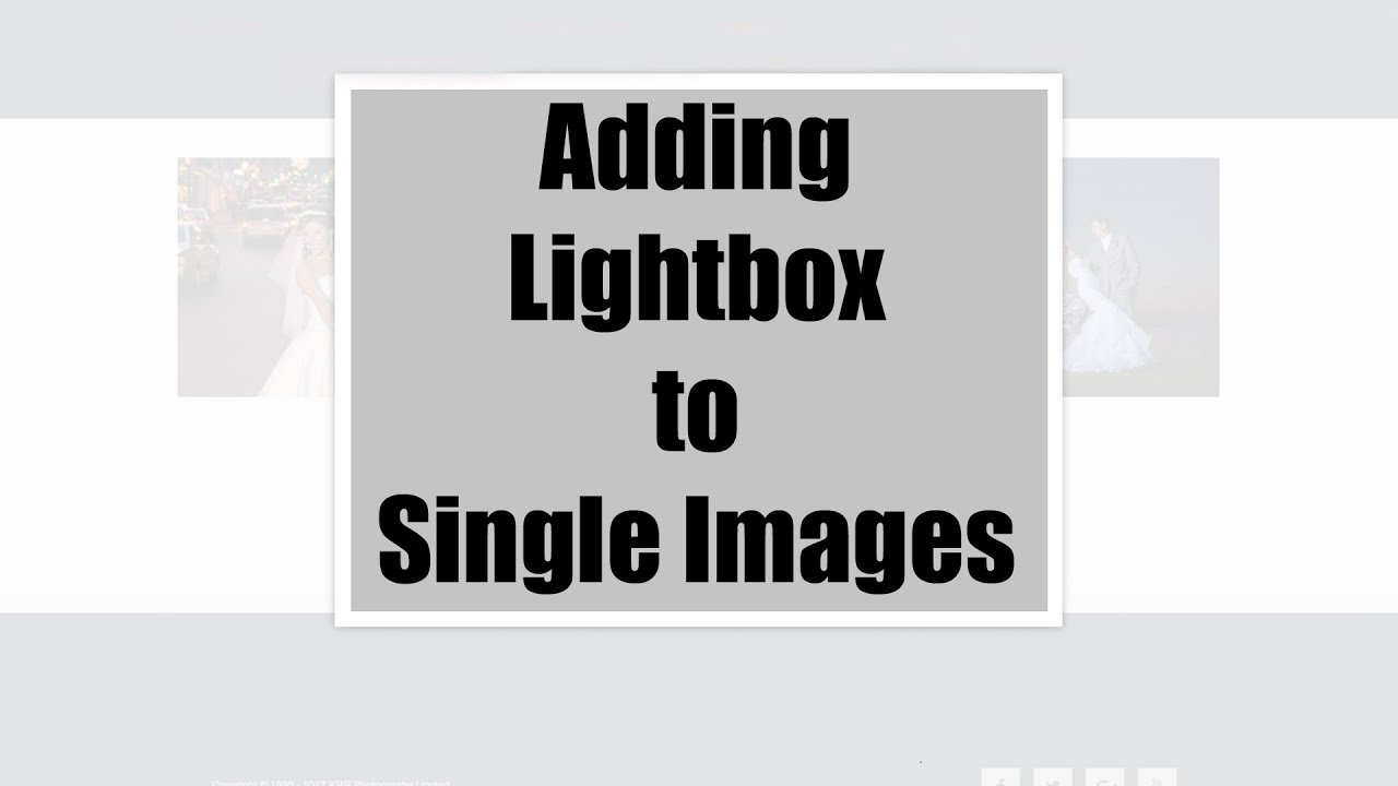 thumbnail lightbox singles single ansbach nak  Lightbox gallery from single thumbnail - JSFiddle.