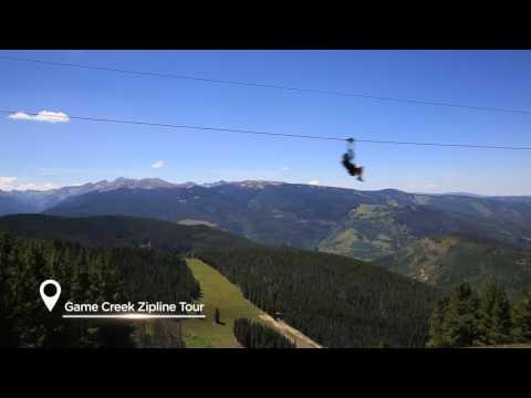 Colorado's Vail Mountain: Coasters, Aerial Adventures and Family Fun