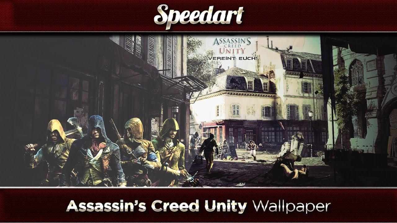Assassin's Creed Unity Wallpaper