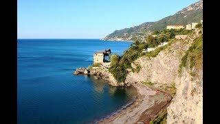 Amalfitana - Neapel - Pompeii - Pisa  mit dem Motorrad im April