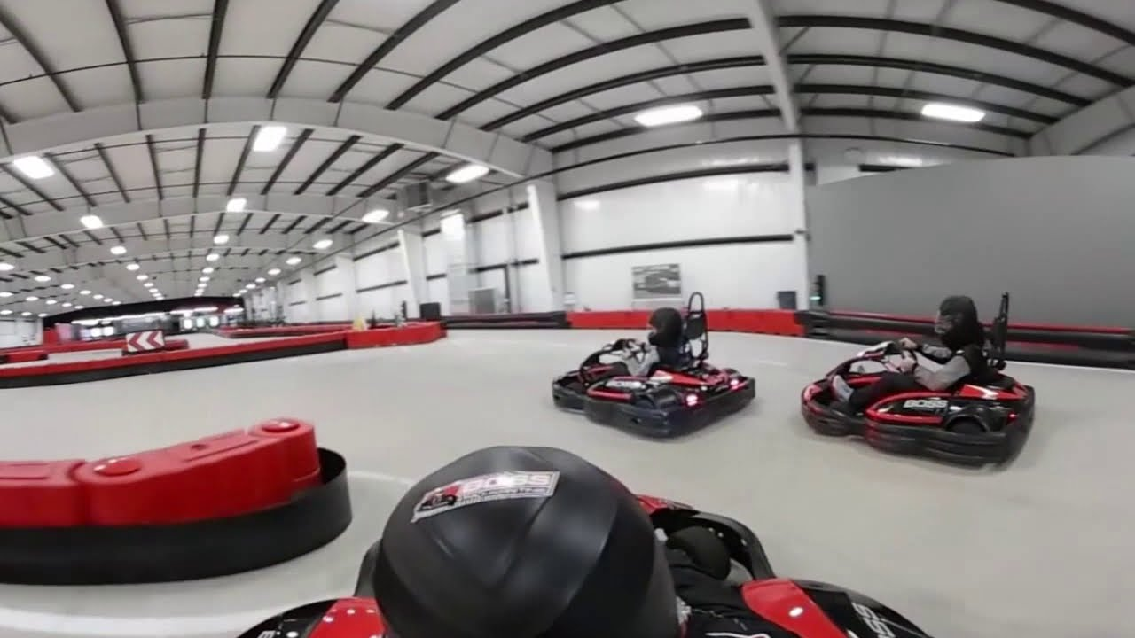 Go Karts Cleveland >> New 4 Million Go Karting Track Brings Thrills To Brook Park Wkyc Com