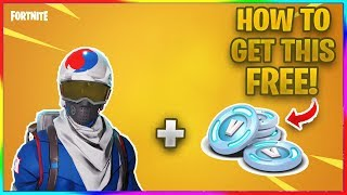 *NEW* HOW TO GET A FREE SKIN IN FORTNITE AND VBUCKS! LIMITED TIME! | Fortnite Full Tutorial