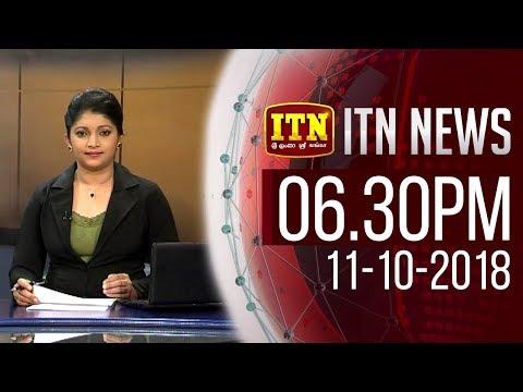 ITN News 2018-10-11 | 06.30 PM