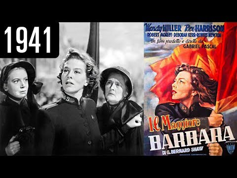 Major Barbara - Full Movie - GREAT QUALITY (1941)